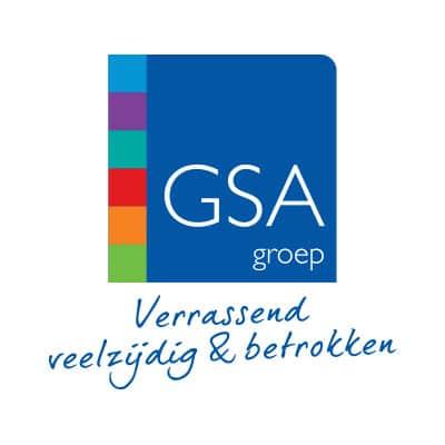 website GSA groep